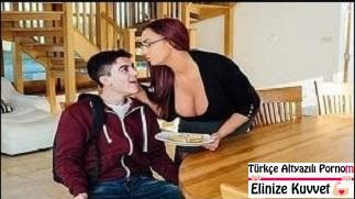 Jordi Reis Kızıl Saçlı Azgın Annesini Pompalıyor