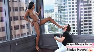 Fotoğraf Çekimi Sırasında Erotik Sikiş