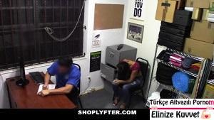 Sikis izlr Esmer Kızla Zorla Shoplyfter Video
