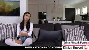Baba Kız Sikiş Mutfakta Yemek Sonrası Keyif - Porno Filmi