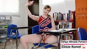 Öğretmenine Yakalanan Azgın Liseli