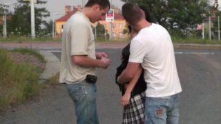 Hiçbiri Sokakta Sikiş Yapmaya Utanmadılar