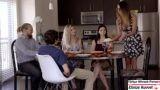 Kuzen Kızlar Bayram Ziyaretinde Sex Yapmak istedi
