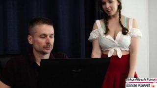 Lena Paul Porno için Babasını istiyor