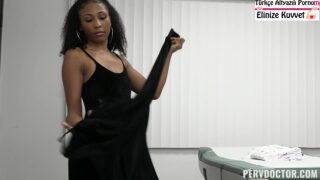 Hastanede Teste Giden Kadının Sikiş Testi Pozitif Çıkıyor