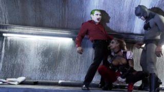Harley Quinni Batman Ve Joker Götünden Sikiyor