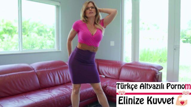 Solo Striptiz Webcam Show Süper Sarışın Milf